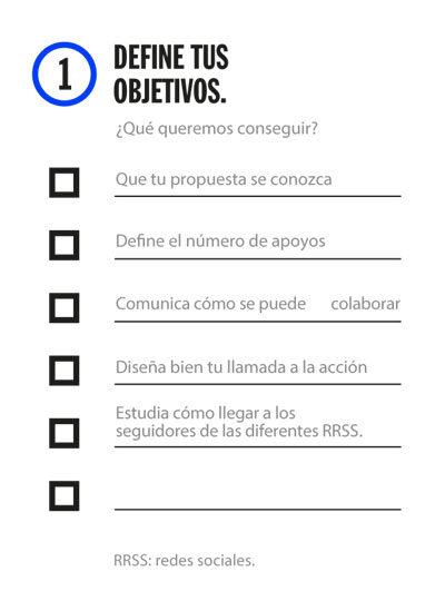 Kit decide 1: Define tus objetivos