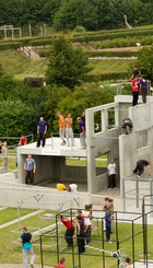 Parkour Park de Copenhague